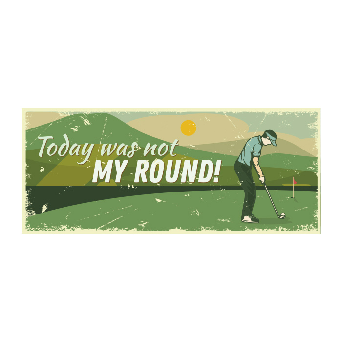 T-Shirt - Not my round