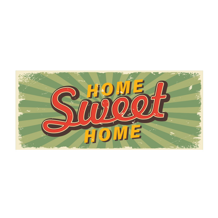 T-Shirt - Home sweet Home