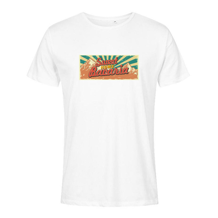 T-Shirt - Sweet Home Bavaria