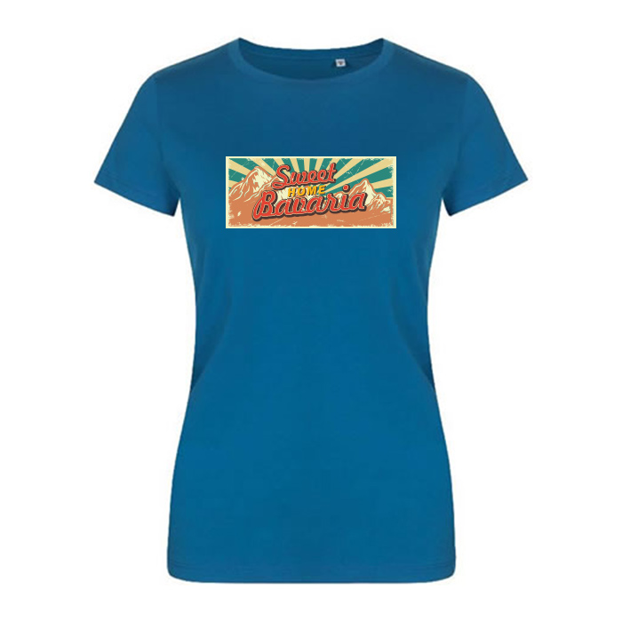 T-Shirt - Home sweet Home - Damen